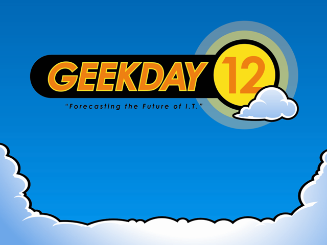 Introducing Geek Day