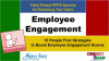 10 People First Strategies to Boost Employee Engagement Scores