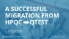 A Successful Migration from HP Quality Center to qTest