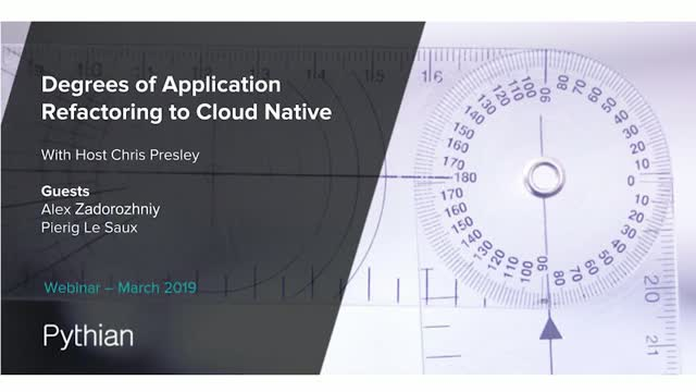 Degrees of Application Refactoring to Cloud Native