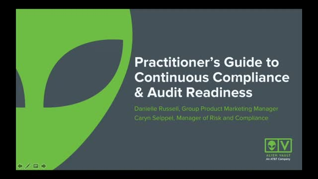 Practitioner's Guide to Continuous Compliance & Audit Readiness