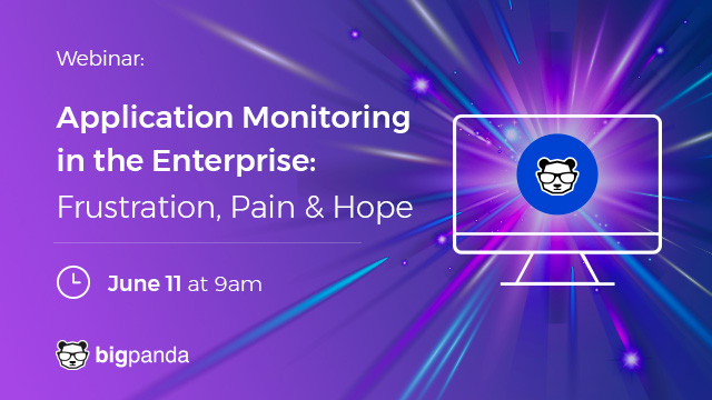 Application Monitoring in the Enterprise: Frustration, Pain, and Hope