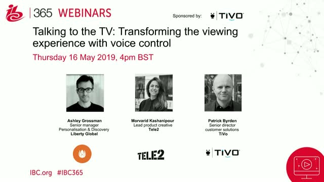 Talking to the TV: Transforming the viewing experience with voice control