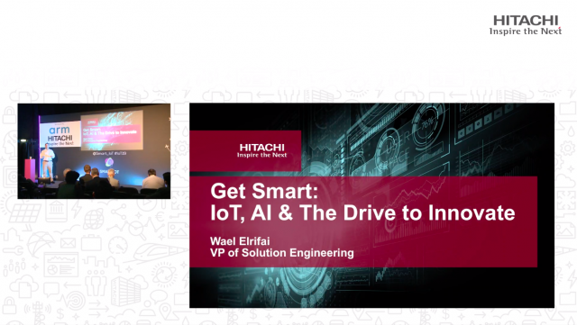 Get Smart – IoT, AI & Drive to Innovate