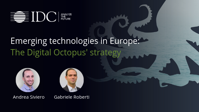 Emerging technologies in Europe: The Digital Octopus' strategy