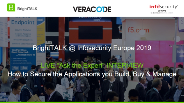 Ask the AppSec Expert: How to Secure the Applications you Build, Buy & Manage