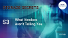 What Your Storage Vendor Isn't Telling You About S3