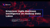 Empower Agile Analytics on Hadoop Data Lakes