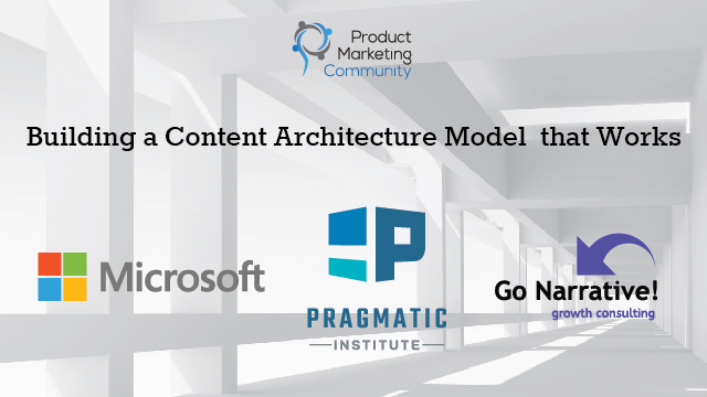 Building a Content Architecture Model that Works