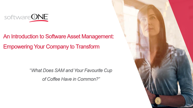An Intro to Software Asset Management: Empowering Your Company to Transform