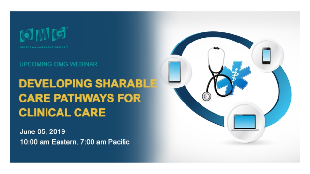Developing Sharable Care Pathways for Clinical Care