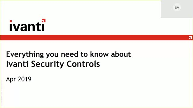 Everything You Need to Know About Ivanti Security Controls