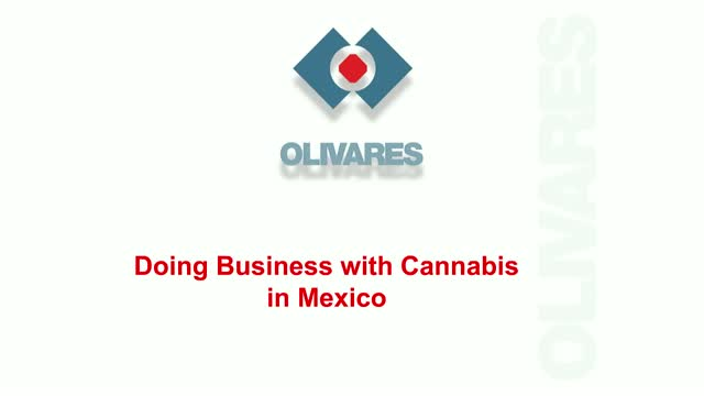 Intellectual Property & Cannabis in Mexico