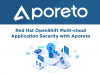 Red Hat OpenShift Multicloud Application Security with Aporeto