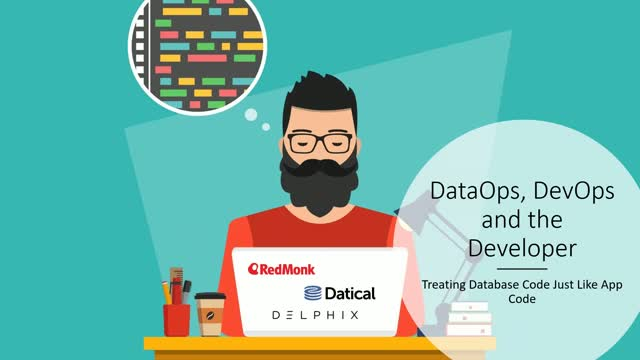 DataOps & DevOps: Why Developers Need to Treat Database Code Just Like App Code