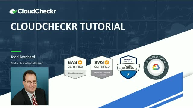 Live Tutorial: Optimize Cloud Costs with CloudCheckr