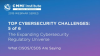 Challenge 5: The Expanding Cybersecurity Regulatory Universe