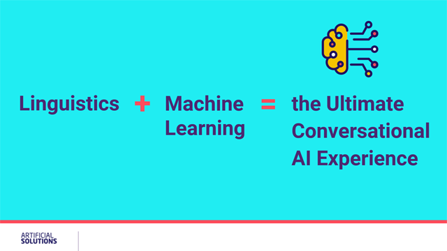 Linguistics + Machine Learning = The Ultimate Conversational AI Experience