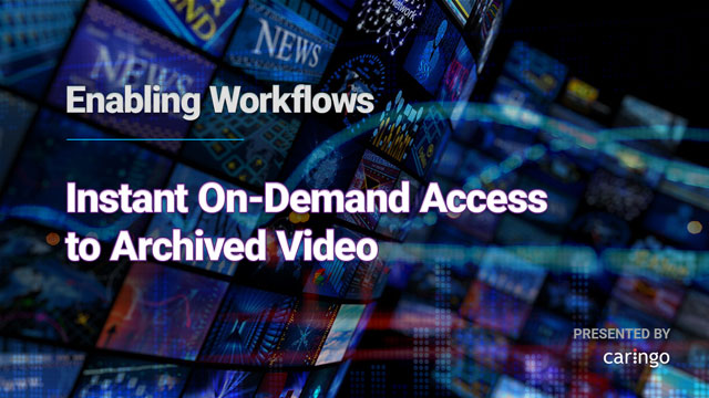 Demonstration of How to Enable On-Demand Workflows