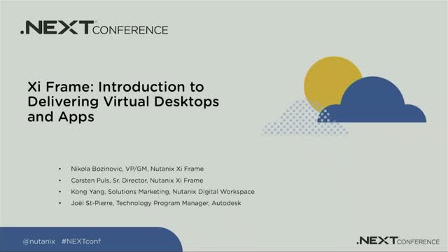 Introduction to Delivering Virtual Desktops and Apps for the Modern Workspace