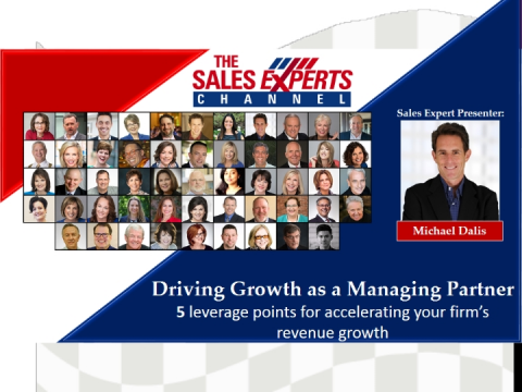 Leading Growth as a Managing Partner