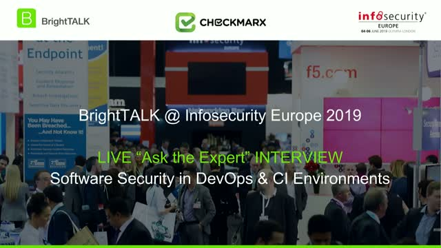 Ask the DevSecOps Expert: Software Security in DevOps & CI Environments