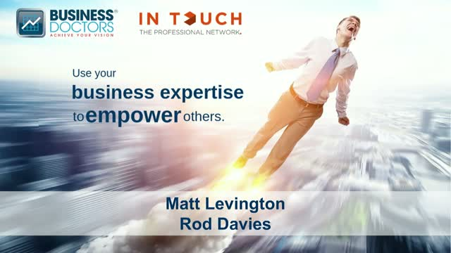 Use your Business Expertise to Empower Others