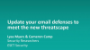 Update your email defenses to meet the new threatscape