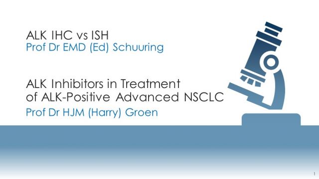 ALK IHC vs ISH and ALK Inhibitors in Treatment of ALK-Positive Advanced NSCLC