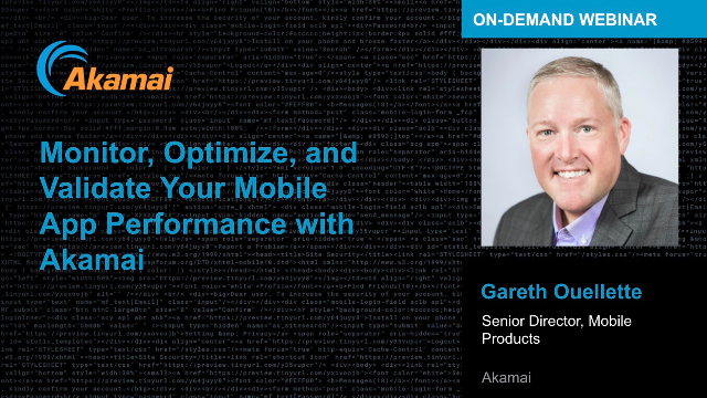 Monitor, Optimize, and Validate Your Mobile App Performance