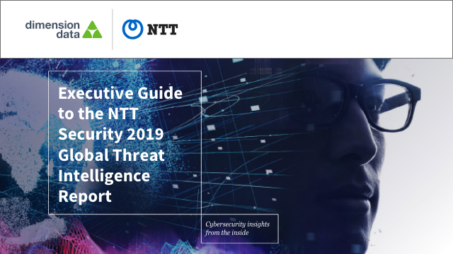 2019 Global Threat Intelligence Report: Cybersecurity insights from the inside