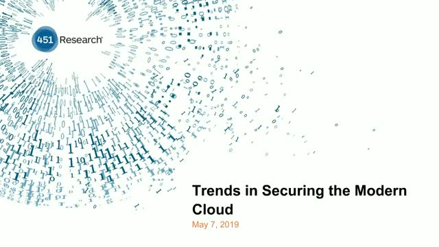 Architecting and Securing Cloud Infrastructure