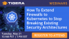 Extending Firewalls to Kubernetes to Not Break Existing Security Architectures
