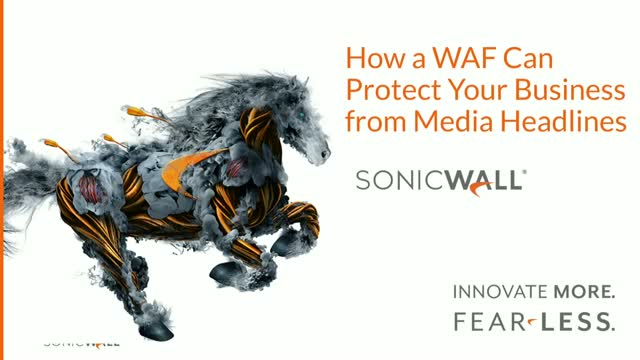 How a WAF Can Protect Your Business from Media Headlines