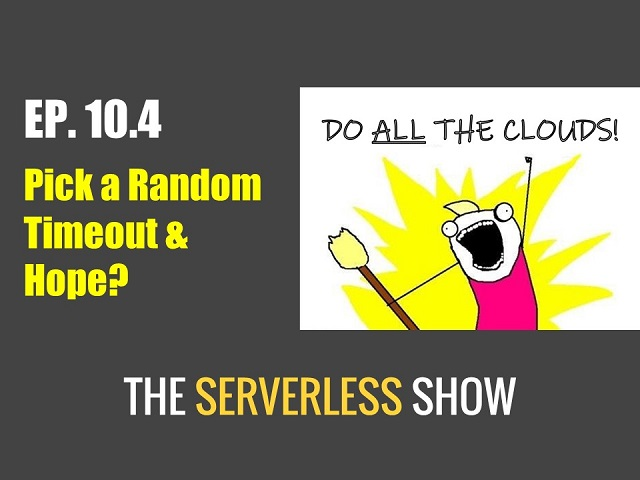 The Serverless Show Favorite Tweets - DO ALL THE CLOUDS!