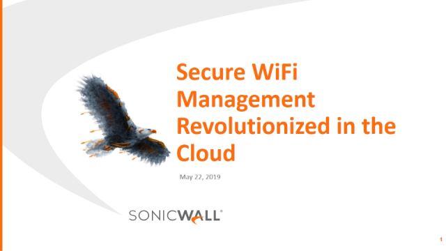 Secure WiFi Management Revolutionized in the Cloud