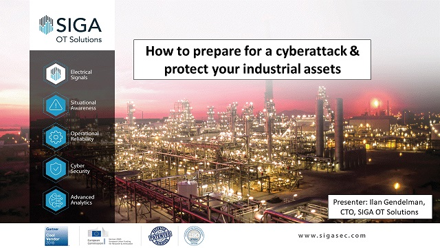 How to prepare for a cyberattack & protect your industrial assets