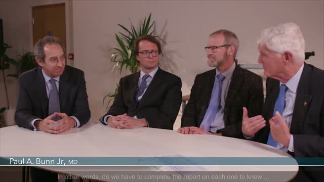 Panel Discussion-Making Appropriate Diagnosis in Lung Cancer