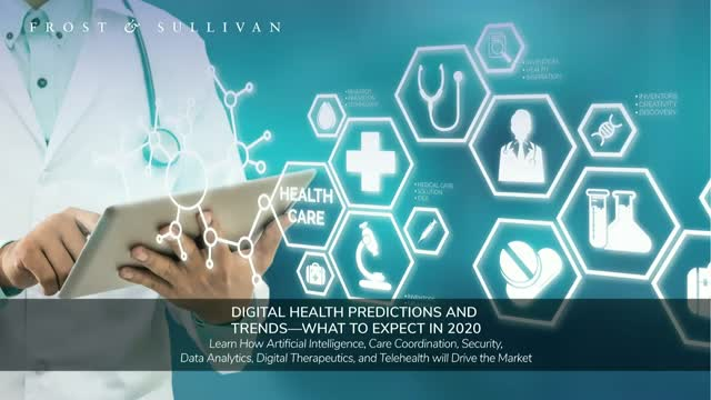 Digital Health Predictions and Trends—What to Expect in 2020