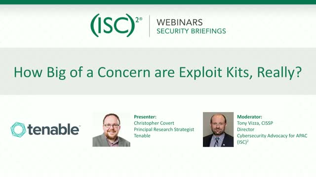 How Big of a Concern are Exploit Kits, Really?