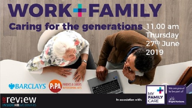 WORK+FAMILY: Caring for the Generations
