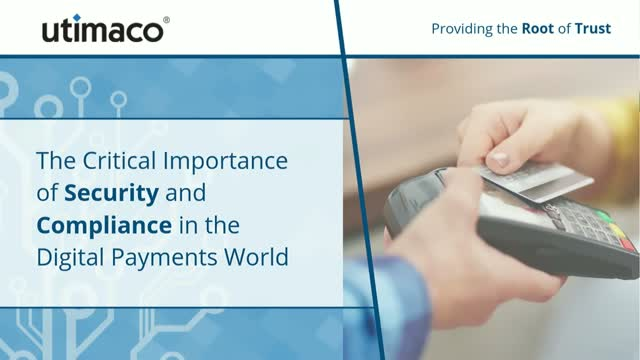 The Critical Importance of Security and Compliance in the Digital Payments World