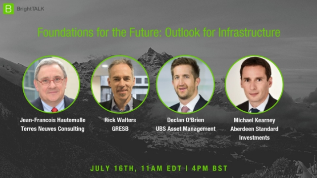Foundations for the Future: Outlook for Infrastructure