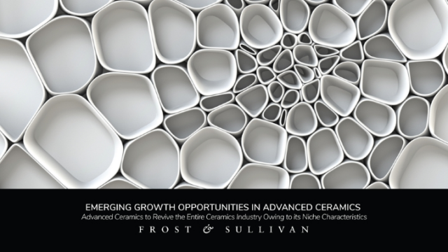 Emerging Growth Opportunities in Advanced Ceramics