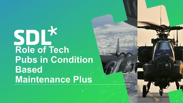 Role of Tech Pubs in Condition Based Maintenance Plus (CBM+)