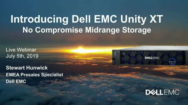 Unified storage for a multi-cloud world