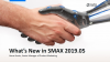 What's New in Service Management Automation X 2019.05