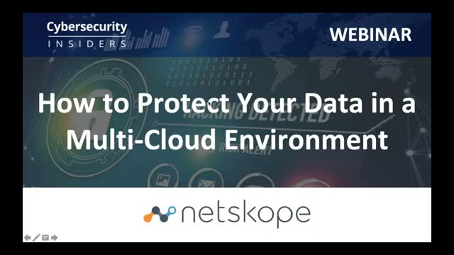 How to Protect Your Data in a Multi-Cloud Environment