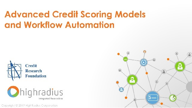 Advanced Credit Scoring Models and Workflow Automation