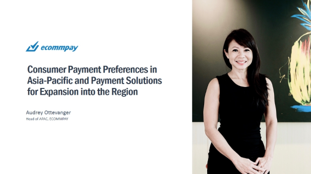 Consumer Payment Preferences in Asia-Pacific